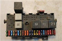 VW- GOLF - Ασφαλειοθήκη--GOLF II  '+ JETTA