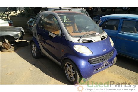 SMART- FORTWO - Ολόκληρο Αυτοκίνητο---2005