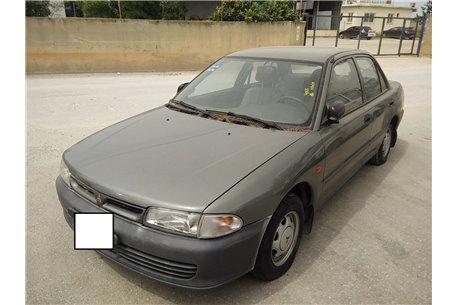 MITSUBISHI- LANCER - Ολόκληρο Αυτοκίνητο--CB1/4 4G13-ΕΤΟΣ:1994. Μεταχειρισμένα ανταλλακτικά αυτοκινήτων www.usedparts.gr--- Απόσ