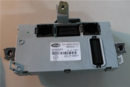 ALFA ROMEO- 159 - Ασφαλειοθήκη--501860310014 60686059 60681000NPL93971-ΕΤΟΣ:2009. Μεταχειρισμένα ανταλλακτικά αυτοκινήτων www.us