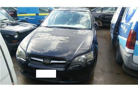 SUBARU- LEGACY - Ολόκληρο Αυτοκίνητο--EJ20-ΕΤΟΣ:2006. Μεταχειρισμένα ανταλλακτικά αυτοκινήτων www.usedparts.gr--- Απόσυρση αυτοκ