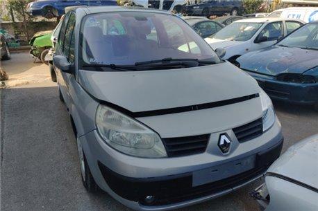RENAULT - MEGANE SCENIC - Κολώνα τιμονιού -  - 5ΠΟΡΤΟ - ΕΤΟΣ: 2004.Μεταχειρισμένα ανταλλακτικά αυτοκινήτων www.usedparts.gr.Απόσ