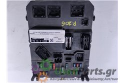 PEUGEOT - 206 - Ασφαλειοθήκη καμπίνας - 2ΠΟΡΤΟ - ΕΤΟΣ: 2001 - ΚΩΔ.ΚΑΤ/ΣΤΗ: BSI E2AI00XXXX S118X852XG MG6253668572.Μεταχειρισμένα