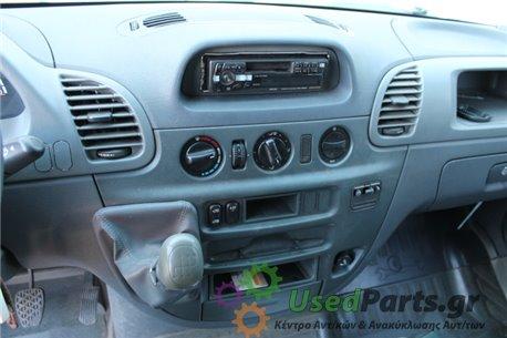 MERCEDES - SPRINTER - Εβαπορέτα -  - VAN - ΕΤΟΣ: 2004.Μεταχειρισμένα ανταλλακτικά αυτοκινήτων www.usedparts.gr.Απόσυρση αυτοκινή