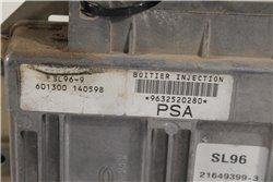 CITROEN - XSARA - Εγκέφαλος ECU -  - ΕΤΟΣ: 2000 - ΚΩΔ.ΚΑΤ/ΣΤΗ: 216493993 601300  140598.Μεταχειρισμένα ανταλλακτικά αυτοκινήτων