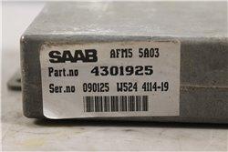 SAAB - 9000 - Εγκέφαλος ECU -  - ΕΤΟΣ: 1997 - ΚΩΔ.ΚΑΤ/ΣΤΗ: AFM55A03  4301925  090125W524411419.Μεταχειρισμένα ανταλλακτικά αυτοκ