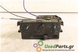 NISSAN - MICRA - Χειριστήρια θερμοκρασίας -  - ΕΤΟΣ: 1998 - ΚΩΔ.ΚΑΤ/ΣΤΗ: .Μεταχειρισμένα ανταλλακτικά αυτοκινήτων www.usedparts.
