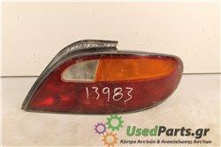 HYUNDAI - LANTRA - Φανάρι πίσω -  - ΘΕΣΗ: Πίσω δεξιά - ΕΤΟΣ: 1997 - ΚΩΔ.ΚΑΤ/ΣΤΗ: .Μεταχειρισμένα ανταλλακτικά αυτοκινήτων www.us